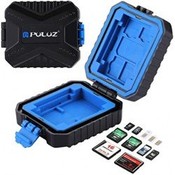 Puluz memory card case 13 in 1