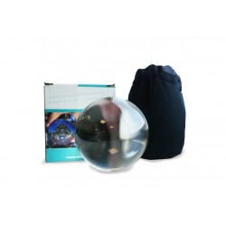 Bresser Clear Glass Photo Lensball 80 mm