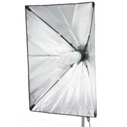 Menik SS-16 Softbox 70x100cm + 1x125W Daylight lamp