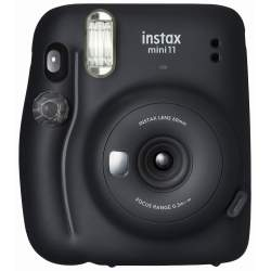 Instantkameras - Fujifilm Instax Mini 11, charcoal gray 16654970 - ātri pasūtīt no ražotāja