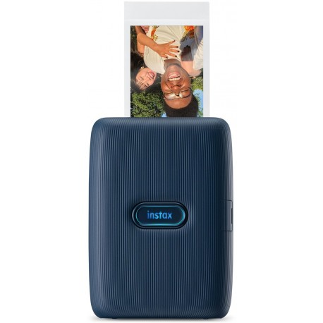 Принтеры и принадлежности - Fujifilm photo printer Instax Mini Link, dark denim 16640668 - быстрый заказ от производителя