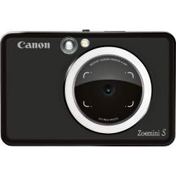 Compact cameras - Canon Zoemini S, black 3879C005 - quick order from manufacturer
