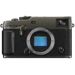 Bezspoguļa kameras - Fujifilm X-Pro3 korpuss, titāna 16641105 - ātri pasūtīt no ražotāja