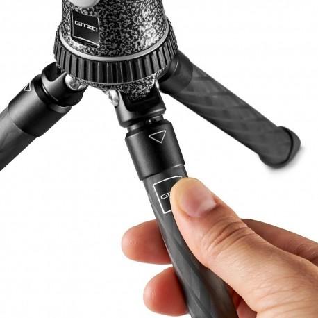 Mini tripods - Tripod Mini Traveler Noir Decor Gitzo GKTBC - quick order from manufacturer