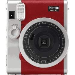 Instant cameras - Fujifilm Instax Mini 90 Neo Classic, red 16629377 - quick order from manufacturer
