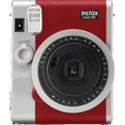 Камеры момент фото, моментальные - Fujifilm Instax Mini 90 Neo Classic, red 16629377 - быстрый заказ от производителя