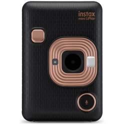 Камеры момент фото, моментальные - Fujifilm Instax Mini LiPlay, elegant black 16631801 - быстрый заказ от производителя