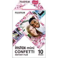 Instantkameru filmiņas - Fujifilm Instax Mini 1x10 Confetti 16620917 - ātri pasūtīt no ražotāja