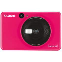 Compact cameras - Canon Zoemini C, pink 3884C005 - quick order from manufacturer