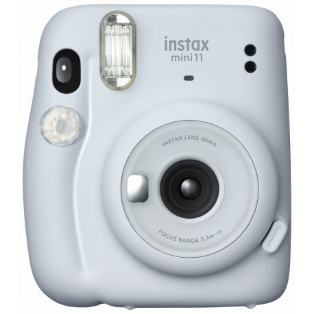 Instantkameras - Fujifilm instax Mini 11, ice white 16654982 - ātri pasūtīt no ražotāja