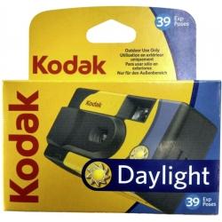 Filmu kameras - KODAK DAYLIGHT SINGEL USE CAMERA 39 EXP - perc šodien veikalā un ar piegādi