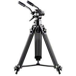 Видео штативы - walimex pro EI-9901 Video-Pro-Tripod, 138cm - быстрый заказ от производителя