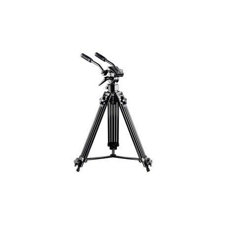 Video statīvi - walimex pro EI-9901 Video-Pro-statīvs, 138cm - perc šodien veikalā un ar piegādi