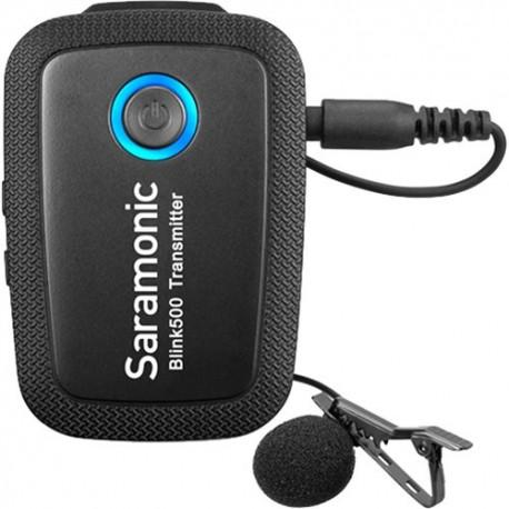 Mikrofoni - Saramonic BLINK 500 B6 ((TX+TX+RX UC) 2 TO 1 - 2,4 GHZ WIRELSS SYSTEM W/USB-C - perc šodien veikalā un ar piegādi
