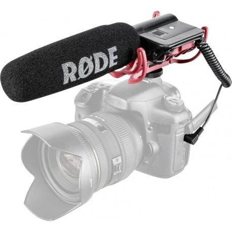 Mikrofoni - Rode VideoMic Rycote supercardioid camera microphone - perc šodien veikalā un ar piegādi