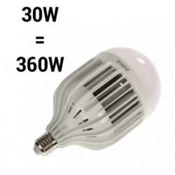 LED spuldzes - StudioKing LED Daylight Lamp 30W E27 LED30 - ātri pasūtīt no ražotāja