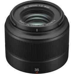 Объективы - Fujifilm XC 35mm f/2 lens 16647434 XC35 - купить сегодня в магазине и с доставкой