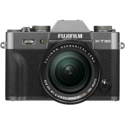 Mirrorless cameras - Fujifilm X-T30 + 18-55mm Kit, charcoal 16620125 - quick order from manufacturer