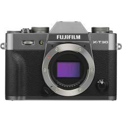 Bezspoguļa kameras - Fujifilm X-T30 korpuss, kokogles pelēks 16619700 - ātri pasūtīt no ražotāja