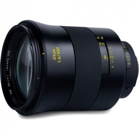 Objektīvi - Zeiss Otus 100mm f/1.4 Nikon F (ZF.2) - ātri pasūtīt no ražotāja