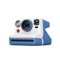 Instantkameras - POLAROID NOW BLUE - perc šodien veikalā un ar piegādi