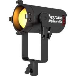 Studijas gaismu aksesuāri - Aputure LS 60X adjustable focusing IP54 light in Bi-Color beam angle 15-45 - perc šodien veikalā un ar piegādi
