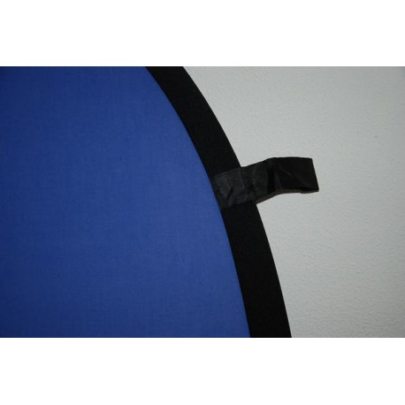 Backgrounds - Falcon Eyes Background Board R-1482WB White/Black 148x200 cm - buy today in store and with delivery