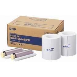 Foto papīrs - DNP Paper 300 Prints Premium 10x15 for DP-QW410 - ātri pasūtīt no ražotāja