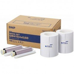 Foto papīrs - DNP Paper 300 Prints Standard SD 10x15 for DP-QW410 - ātri pasūtīt no ražotāja