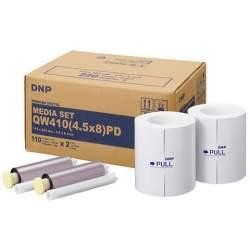 Foto papīrs - DNP Paper 220 Prints Premium 11x20 for DP-QW410 - ātri pasūtīt no ražotāja