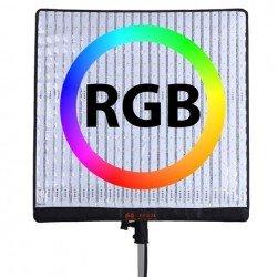 LED Paneļi - Falcon Eyes Flexibel RGB LED Panel RX-824-K1 63x63 cm - ātri pasūtīt no ražotāja