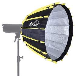 Softboxes - Falcon Eyes Foldable Octabox Spread SPB90 90 cm - buy today in store and with delivery