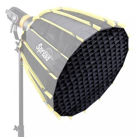 Softboksi - Falcon Eyes Honeycomb Grid HC-SPB90 for SPB90 - perc šodien veikalā un ar piegādi
