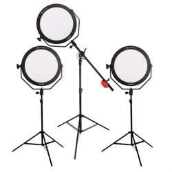 LED Paneļi - Falcon Eyes LED Sophiez Product Photography Set - ātri pasūtīt no ražotāja