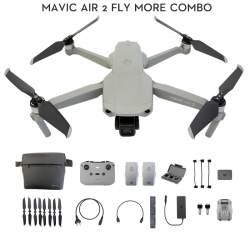 Мультикоптеры - DJI Mavic Air 2 Fly More Combo MA.00000169.02 - купить сегодня в магазине и с доставкой