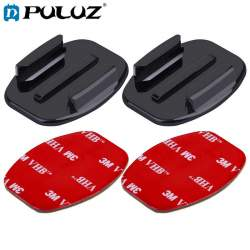 Puluz sticker set 3M for Osmo Action and GoPro 2+2 (flat+curved)