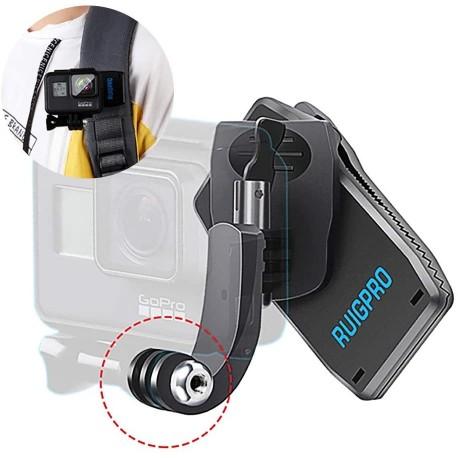 Stiprinājumi action kamerām - Strap mount 360° RUIGPRO for Action cameras - perc šodien veikalā un ar piegādi