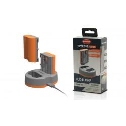 Kameru akumulatori - HÄHNEL DC BATTERY EXTREME NIKON HLX-EL15HP POWER KIT - perc šodien veikalā un ar piegādi