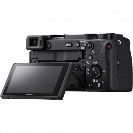 Foto un videotehnika - Sony Alpha a6600 Body ILCE-6600 noma