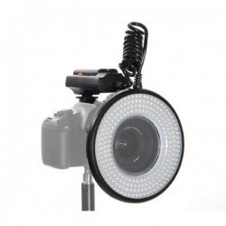 Macro - Linkstar Macro LED Ring Lamp LSR-232 - buy today in store and with delivery
