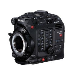 Video Cameras - Canon EOS C300 Mark III Camera Body - quick order from manufacturer