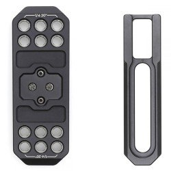 Accessories for stabilizers - DJI Ronin 2 Top Accessory Mounting Plate - quick order from manufacturer
