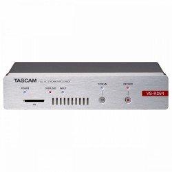 Recorder Player - Tascam VS-R264 Full-HD-Videostreamer / Recorder - quick order from manufacturer