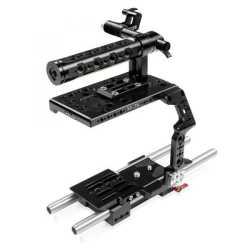 Rigu aksesuāri - Shape Sony FX9 cage handle EVF mount - ātri pasūtīt no ražotāja