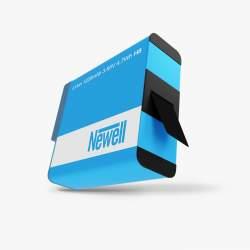 Action kameru aksesuāri - Newell Battery SPJB1B for GoPro Hero 8 - perc šodien veikalā un ar piegādi