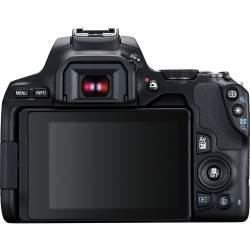 Spoguļkameras - Canon EOS 250D 18-55mm III (Black) - perc šodien veikalā un ar piegādi