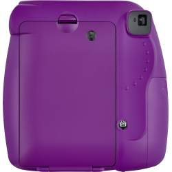 Instant cameras - Fujifilm Instax Mini 9 (Clear Purple) - Limited Edition - quick order from manufacturer
