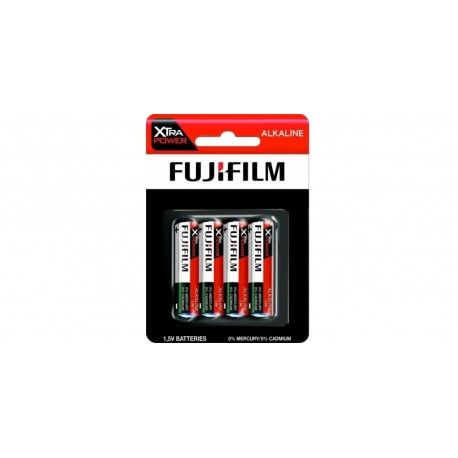 Batteries LR03 (AAA)(x4) FUJIFILM
