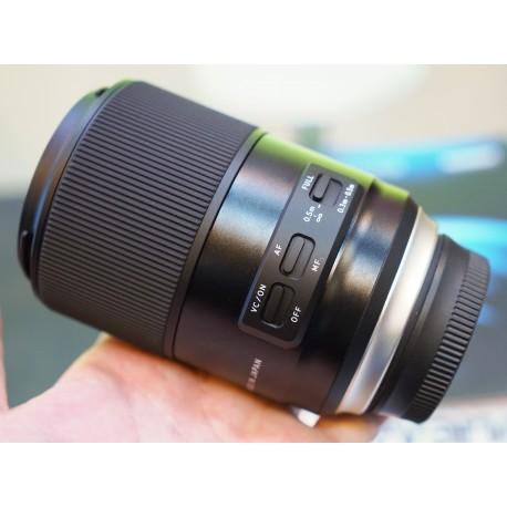 Objektīvi un aksesuāri - TAMRON SP 90MM F/2,8 DI VC USD CANON noma