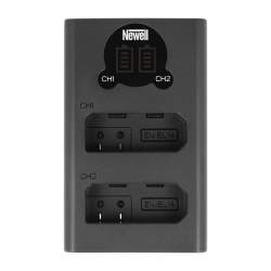 Chargers for Camera Batteries - Newell DL-USB-C lādētājs akumulatoram EN-EL14 - buy today in store and with delivery